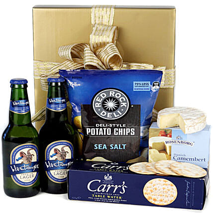 Happy Food And Drink Hamper: Father's Day Presents to Australia