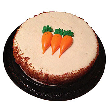 Carrot Cake Half Kg: Father's Day Gifts in Canada
