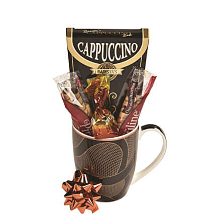 Cappuccino Sampler: Canada Gifts for Birthday