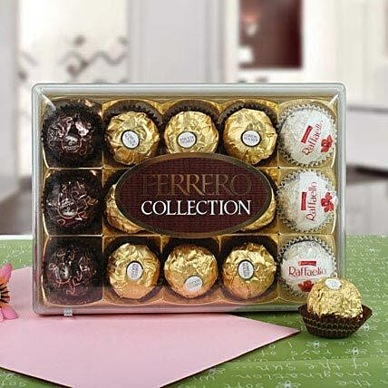 Treat of Ferrero Roch: Chocolate Delivery Canada