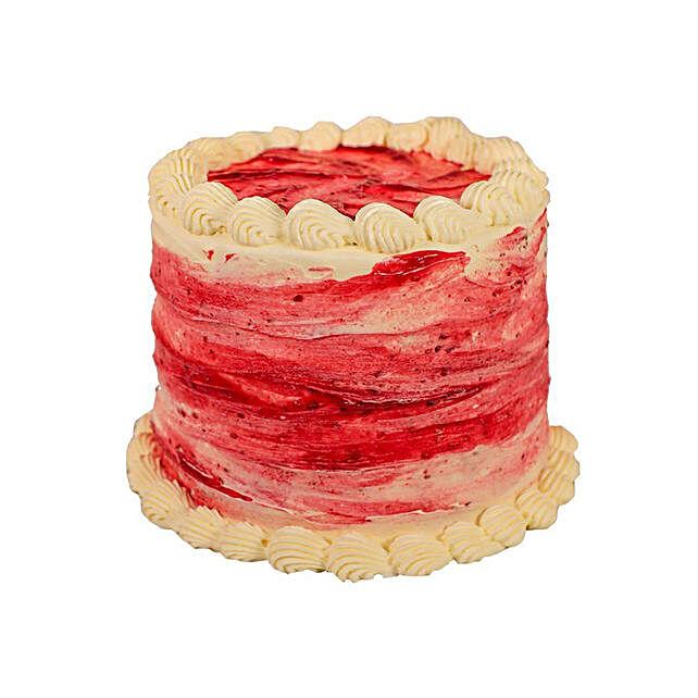 Raspberry Vanilla Swirl Cake Tall: Send Cakes to Canada