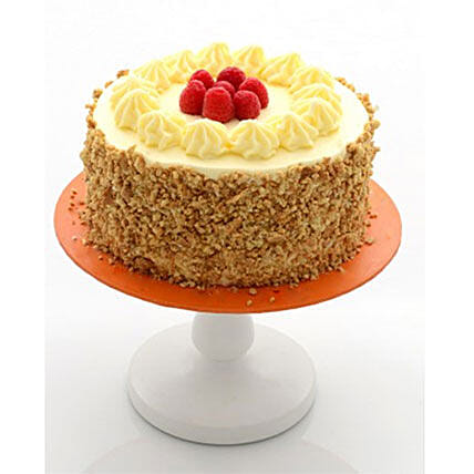 Delicious Vanilla Cake: Gift Delivery in Kuwait