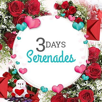3 Days Valentine Love Everyday: Valentines Day Flowers & Cards