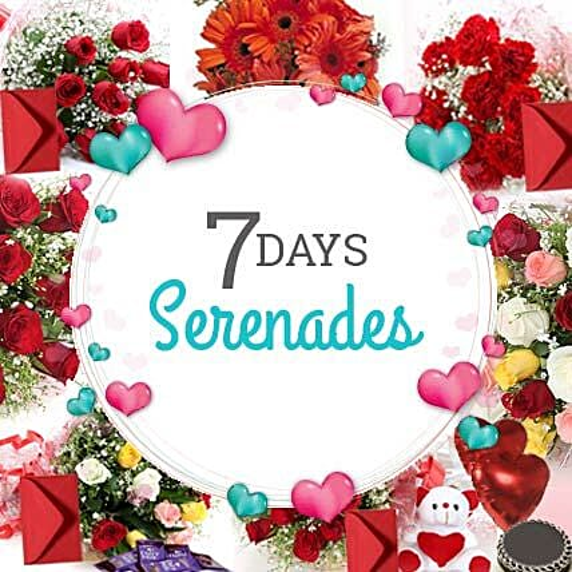 7 DAYS SERENADE: Serenades