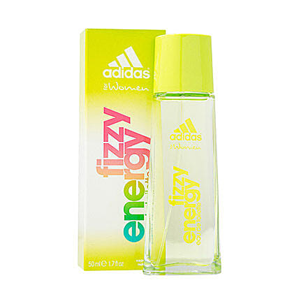 Adidas Fizzy Energy Spray for Women: Perfumes for Friendship Day