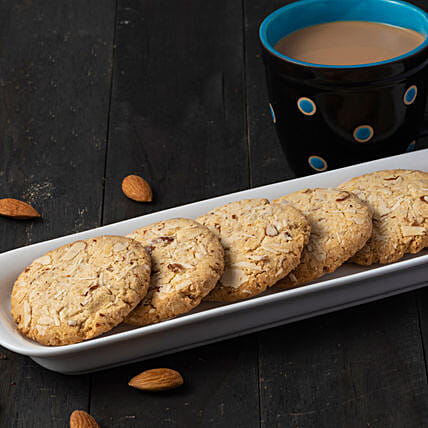 Almond Cookies Box: Gift Ideas
