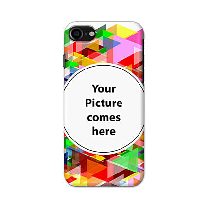 Apple iPhone 7 Customised Vibrant Mobile Case: Personalised Accessories