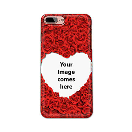 Apple iPhone 8 Plus Customised Hearty Mobile Case: