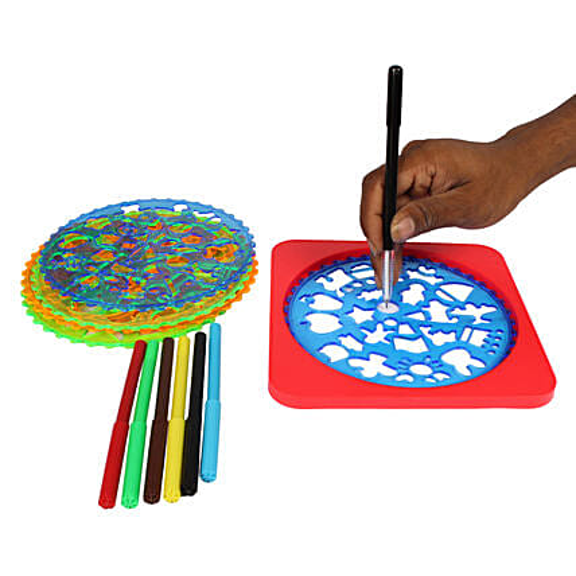 Art Design Painting Set: Kids Toys & Games