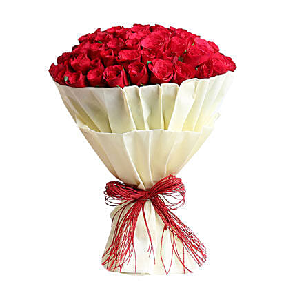 Authentic Love 100 Roses: Premium Flowers
