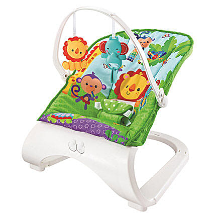 Baby Bouncer Cum Rocker: Toys and Games
