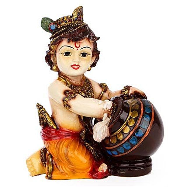 Bal Krishna Idol: Janmashtami Gifts