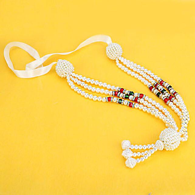 Beauty in White: Janmashtami Gifts