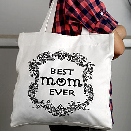 Best Mom Ever Bag: Fashion Accessories