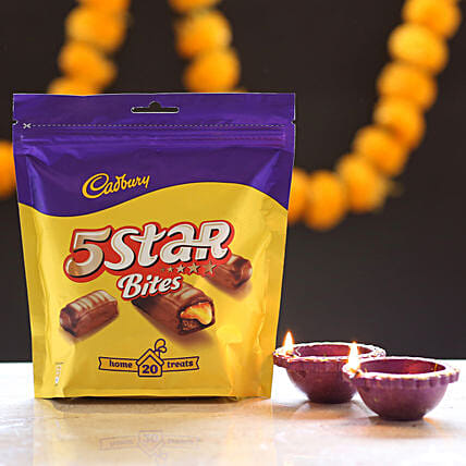 Cadbury 5 Star Pack & Diyas: Cadbury Chocolates