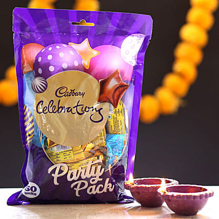 Cadbury Celebrations & Diyas:
