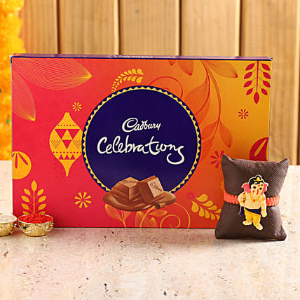 Cadbury Celebrations & Kids Rakhi Combo: Raksha Bandhan Chocolates