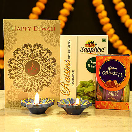 Cadbury Chocolates Diwali Greetings: Cadbury Chocolates
