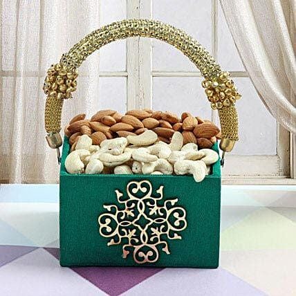 Carry Your Love: Send Dry Fruits for Karwa Chauth