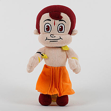 Chhota Bheem Soft Toy: Toys and Games