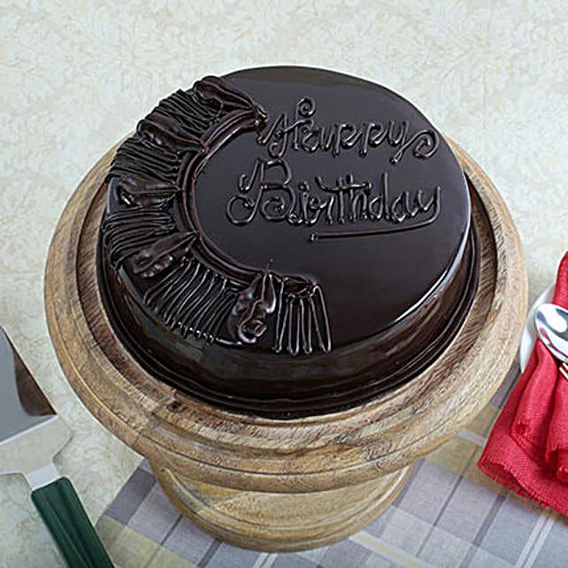 Choco Celebration Cake: Send Chocolate Cakes
