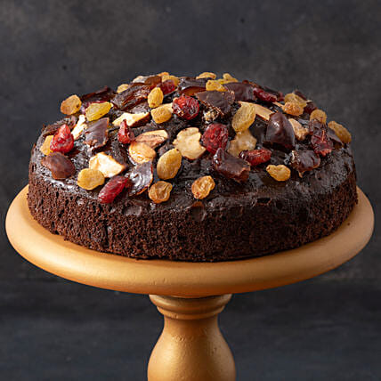 Choco Chip Cake- 500 gms: Cakes for Birthday