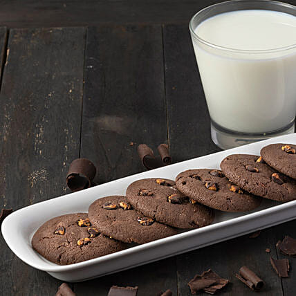 Choco Chip Cookies Box: Gourmet Gifts
