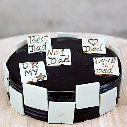 Choco Play Cake For Day: Fathers Day Cakes