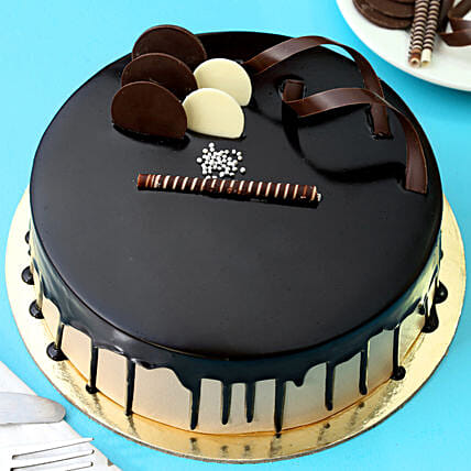 Chocolate Cream Cake Anniversary Gifts