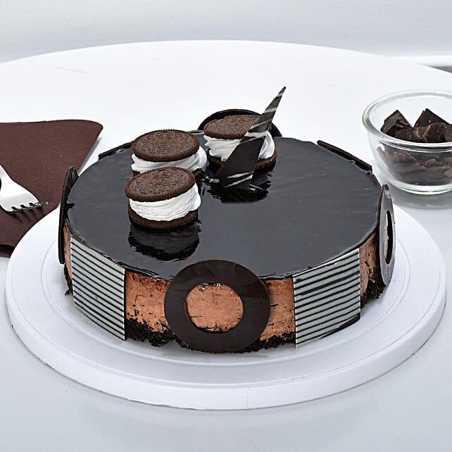 Chocolate Oreo Mousse Cake: Oreo Cakes