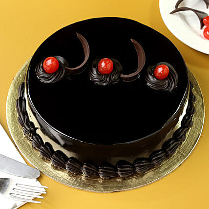 Chocolate Truffle Cream Cake Delivery In Bangalore