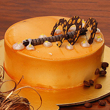Coffee Addiction Cake:
