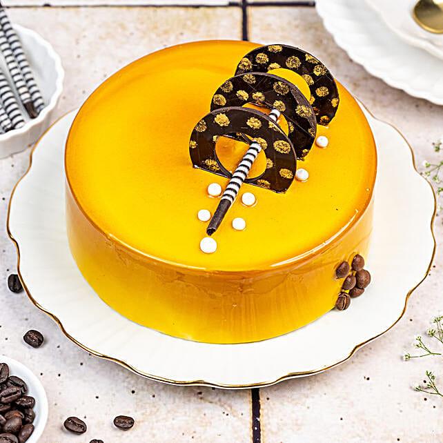 Coffee Addiction Cake: Gifts for Hug Day