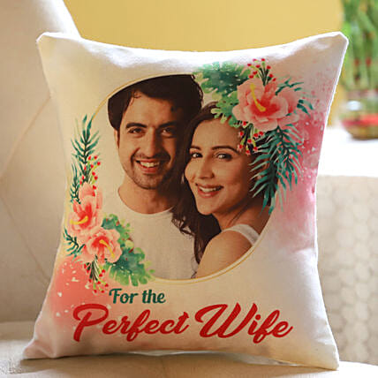 Comfortable Cushion For The Perfect Wife: Cushions