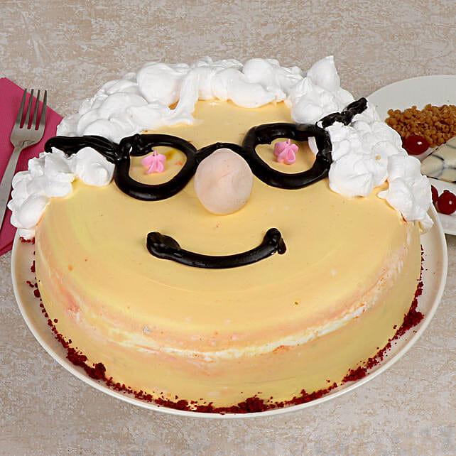 Cool Grandpa Cake: Designer Cakes