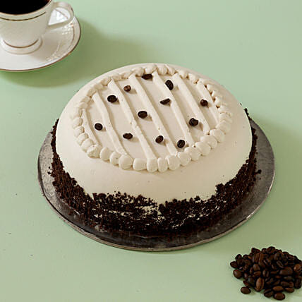 Creamy Coffee Cake: Cakes for Birthday