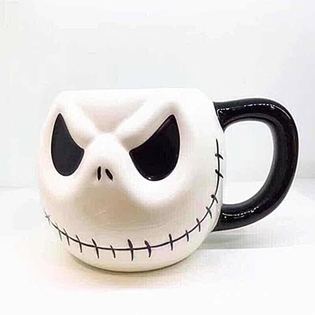 Creepy Mug: Send Unique Gifts