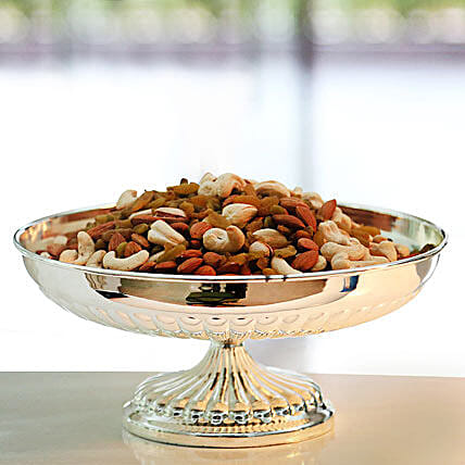 Crisp of Sweetness: Dry Fruits