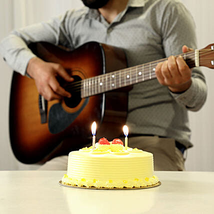 Crunchy Soulful Musical Combo: Cakes Combo