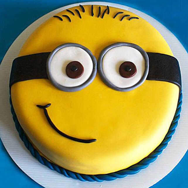 Cute Minion Cake: Minion Cakes