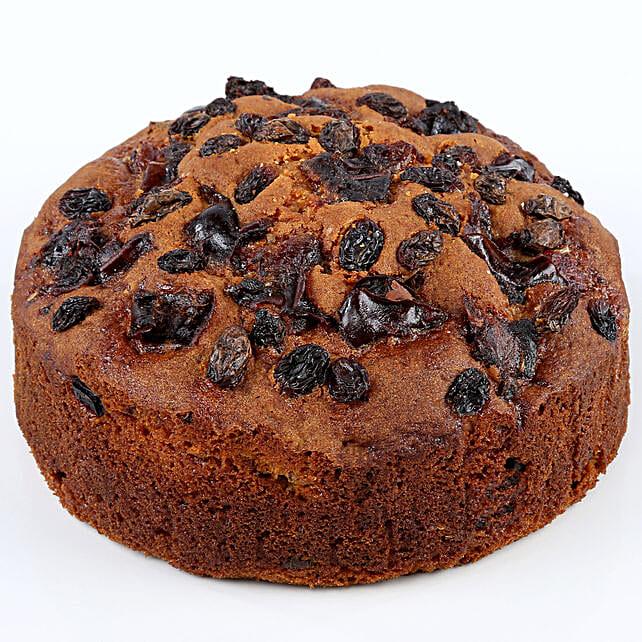 Dates & Raisins Dry Cake- 500 gms: Send Cake