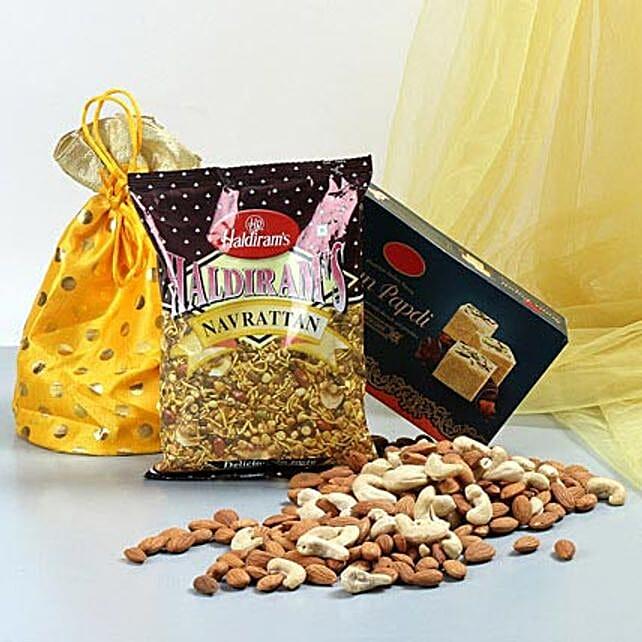 Delicious Delights: Send Karwa Chauth Sargi
