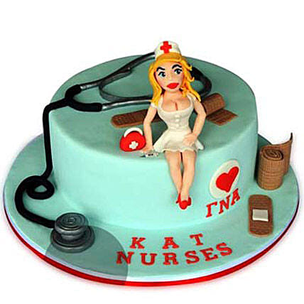 Delicious Doctor Cake: Doctors Day Gifts