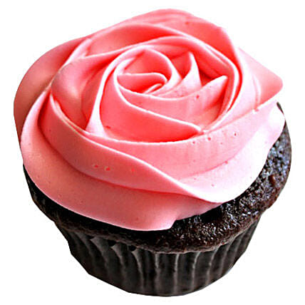 Delicious Rose Cupcakes: Cupcakes