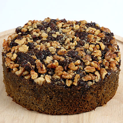 Dry Cake With Dates & Walnuts: Gift Ideas