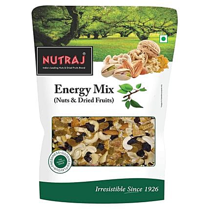 Dry Fruits Energy Mix- 450 gms: Dry Fruits