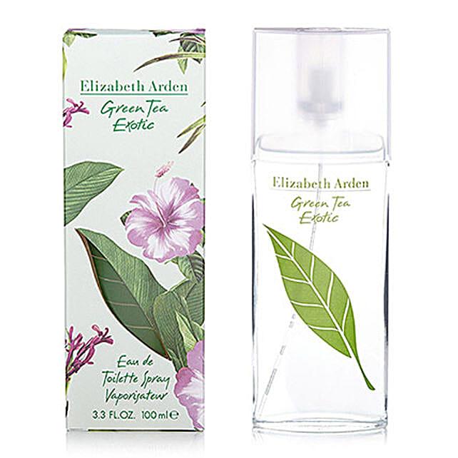 Elizabeth Arden Green Tea Exotic Womens EDT Spray: Buy Perfume