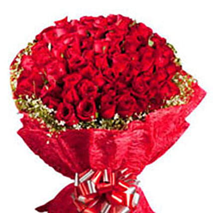Enchanted Love: Premium Flowers