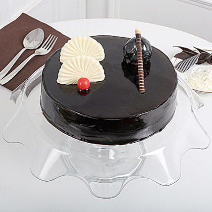 Exotic Chocolate Cream Cake: Send Chocolate Cakes
