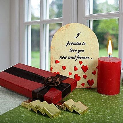 Express Your Love Combo: Handmade Chocolates